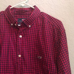 Vineyard Vines Classic Fit Tucker Shirt